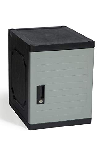 Jink Locker - Lockable Storage Cabinet with Keys, 19