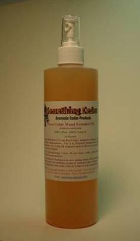 16 Ounce Texas Cedarwood Oil (Juniperus Mexicana)P