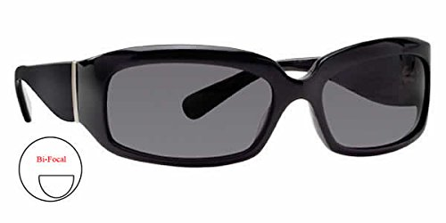 Scojo Luc Polarized Bi-Focal Reading Sunglasses in Onyx - Scojo Sunglasses