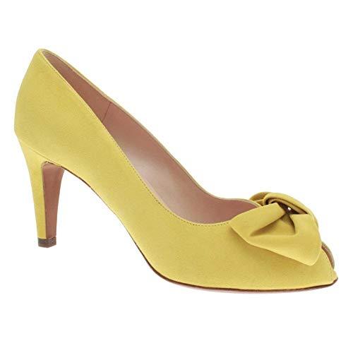 Kaiser Suede Lana Lemon Toe Desnuda Elegante Peep Patente Samos Crackle Peter En Zapatos df6A77