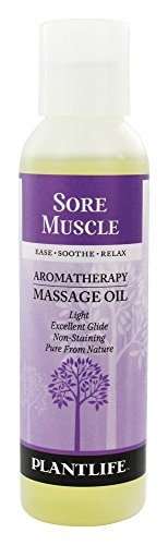 Sore Muscle Aromatherapy Massage Oil product image