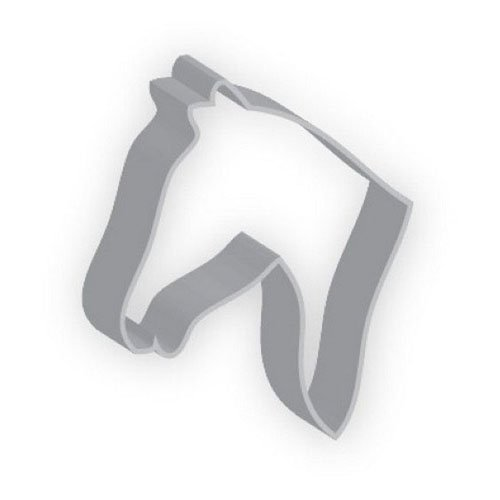 Horse HeadCookie Cutter5 Inches