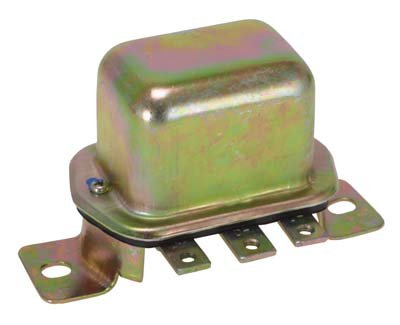 Voltage regulator | Golf Cart |
