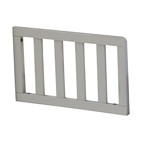 Delta Children Toddler Guardrail, Grey
