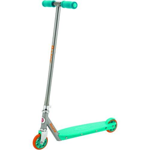 Razor Kids' Berry Kick Scooter-Blue/Medium Orange