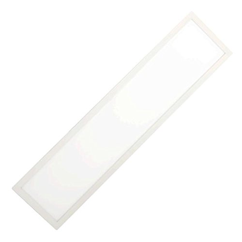 Sylvania 74244 SYLVANIA Luminaries Edge-Lit Panels, 32W, Slim Design with Flat Lens, 4000K Cool White, 50, 000 Hours, Fits 9/16