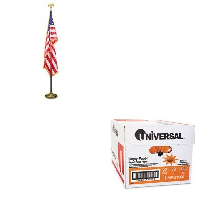 KITAVTMBE031400UNV21200 - Value Kit - Advantus Indoor 3' x 5