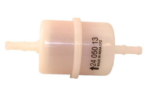 KOHLER 24 050 13-S  Engine Fuel Filter 15 Micron With 1/4-Inch Inside Diameter