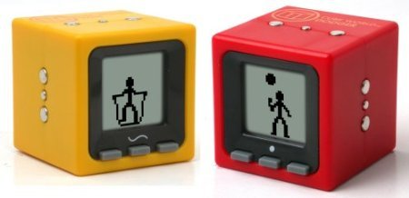 Radica Cube World Dodger & Whip Interactive Game