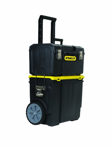 Mobile Storage Containers - Stanley STST18613 3-in-1 Rolling WorkShop