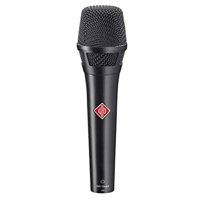 Image of Clips Neumann KMS 104 Plus Condenser Microphone (Black)