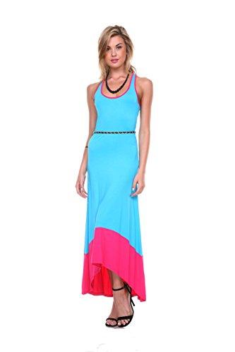 stanzino-womens-tank-colorblock-asymmetric-hem-dress
