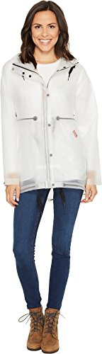 Hunter Women's Original Vinyl Smock White -