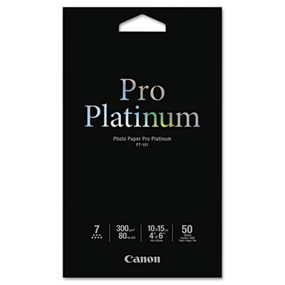 Pro Platinum Photo Paper - 8