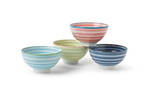 8 oz. Sen Colors Rice Bowl (Set of 4)