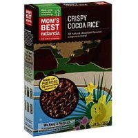 Best Cocoa - Mom's Best Cereals Crispy Cocoa Rice
