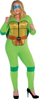 Amscan Teenage Mutant Ninja Turtles Sexy ... - Amazon.com