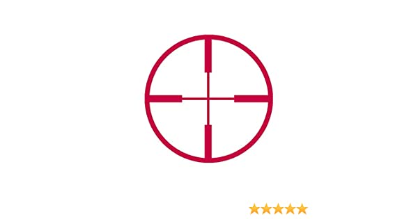 Crosshair Target - Vinyl Decal Sticker - 3 75
