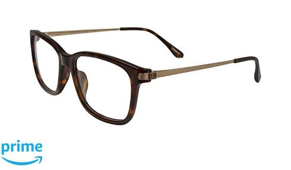 Dunhill Rx Eyeglasses - VDH 035 Dark Havana 722 (53/17/145) at ...