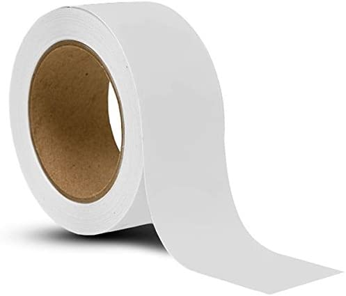 36 Yds Length X 1 Width Clear Pack of 1 6 Mils Thick ProTapes Pro 50 Premium Vinyl Safety Marking and Dance Floor Splicing Tape
