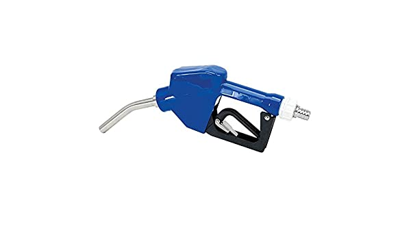 Semoic 3//4-Inch NPT Automatic Stainless Steel DEF//AdBlue Nozzle with Swivel DEF Transfer Pump,Car Fuel,Manual//Auto Nozzle,Antifreeze Hose Reel