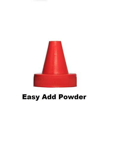 Gps Ricoh Cartridge Refill Toner Powder 100 GMS Pack of 2 Bottles. for Use in Sp 100 / SP200 / SP300 / SP310 / SP3400 / SP3410 / SP3500 / SP3510