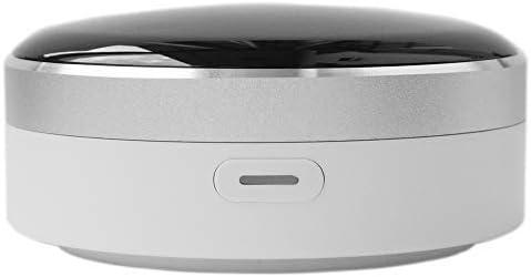 Lepeuxi WiFi-IR Control Remoto IR(2.4Ghz) Mando a Distancia multifunción para Aire Acondicionado&TV&DVD Uso de la aplicación Tuya Smart Life Compatible con Alexa Google Home Siri Voice Control: Amazon.es: Bricolaje y herramientas