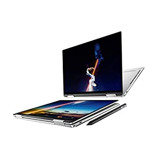 "Dell XPS 13 2-in-1 7390, 13.4"" 4K UHD+ Touch Screen WLED Display, Intel 10th Gen i7-1065G7, 512GB SSD, 16GB RAM, Intel Iris Plus Graphics, Win 10 Pro Stylus Pen (Renewed)"