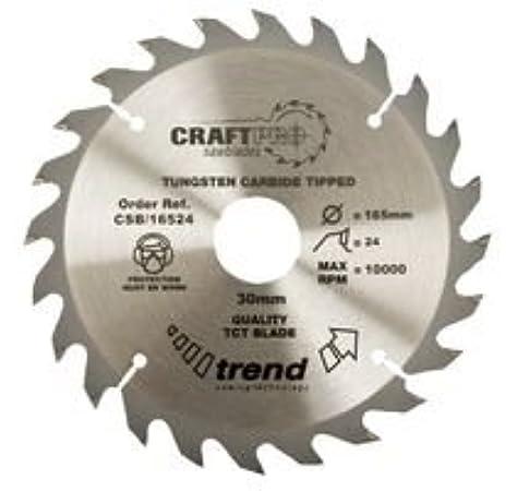 Trend CSB//21048-210 x 30 mm x 48 dientes de la hoja de sierra craftpro