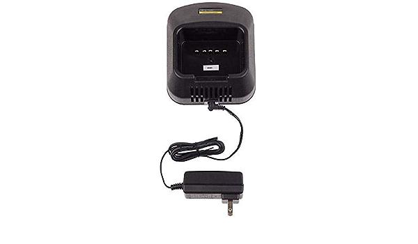 Charger for EF-Johnson VP6430 Single Bay Rapid Desk Charger