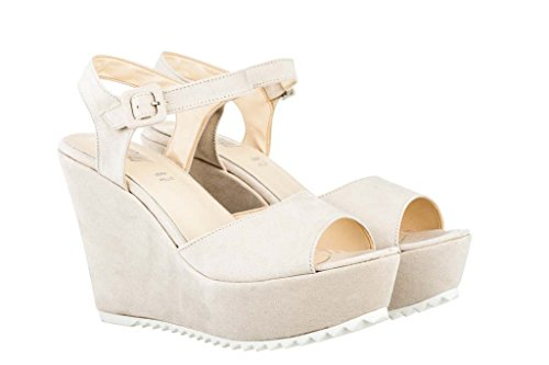 Sandali donna in pelle per l'estate scarpe RIPA shoes made in Italy - 31-2020