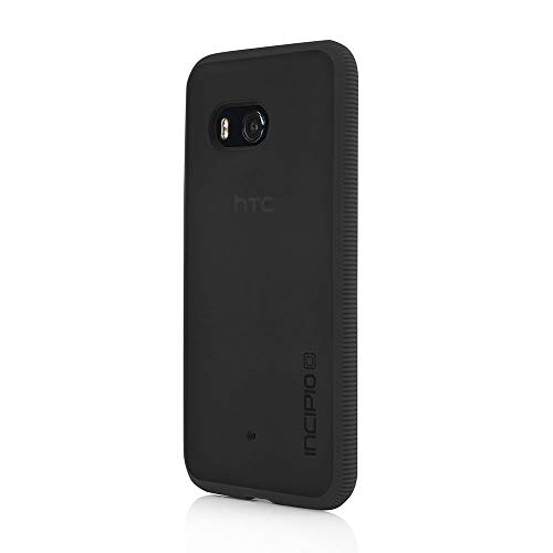 Incipio Octane HTC U11 Case with Textured Bumper and Hard Shell Back for HTC U11 - Black