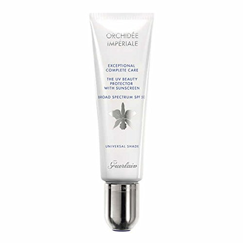 Guerlain Orchidee Imperiale SPF 50 The UV Beauty Protector Sunscreen for Unisex, 1 Ounce