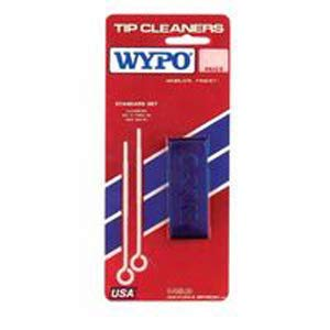 WYPO Standard Imprinted Tip Cleaner Set (18 Units) by WYPO