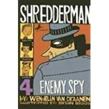 Shredderman: Enemy Spy by Wendelin Van Draanen (2006-09-12)
