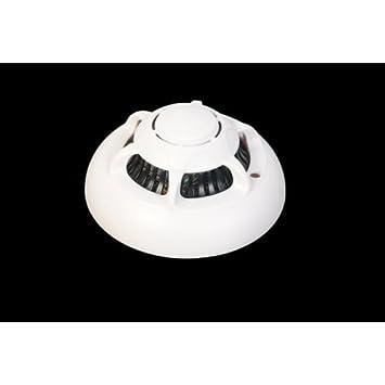 UFO WiFi Cámara stk3350 WiFi detector de humo cámara: Amazon.es: Electrónica