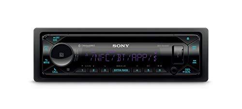 Sony MEX-N5300BT Car Stereo Single Din Radio with Bluetooth, CD Player, USB/AUX