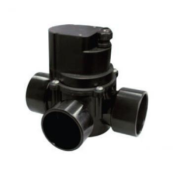 XClear automático de 3Vías Cilindro Grifo 63mm, Negro