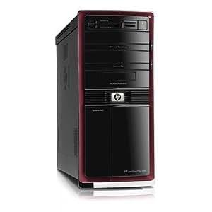 HP Pavilion Elite HPE-140es Desktop PC - Ordenador de sobremesa (Procesador Intel Core i7 860, 4 conectores para módulos DIMM, Lector tarjetas de memoria 15 en 1, Reproductor Blu-ray y grabadora de DVD SuperMulti con tecnología LightScribe, Puertos HDMI/DVI-VGA/DVI)