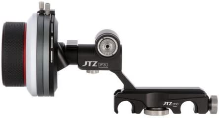 JTZ 1:2 Extension Arm for DP30 Cine Camera Follow Focus Canon C100 Sony A7 A9 Panasonic GH4 GH5 etc.