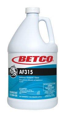 Betco Corporation Ltd Disinfectant Af315 1Gal Case Of 4, Betco Corporation Ltd