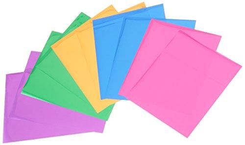Ranger Shiny Transfer Foil Brights Sheets (10 Pack)