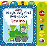 Baby's First Noisy Book Trains
