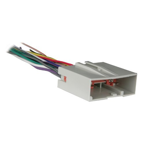 Metra Electronics Wiring Harness for Select 2003-Up Ford Vehicles