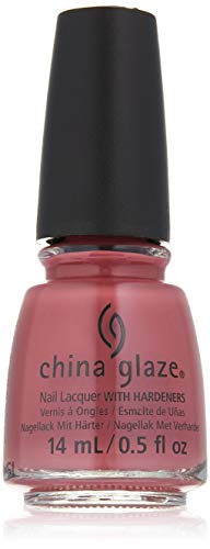 China Glaze Nail Lacquer, Fifth Avenue, 0.5 Fluid Ounce