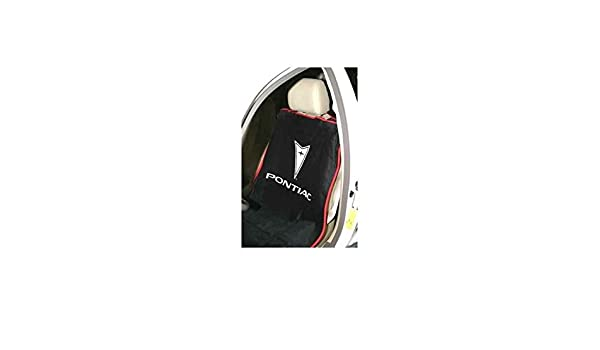 Amazon.com: Seat Armour (SA100PTCB) Black Pontiac Seat ...