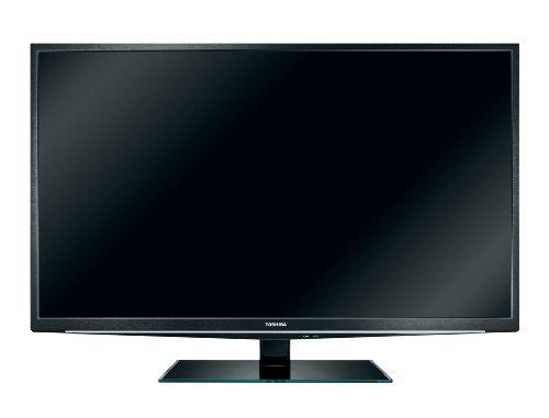 Toshiba 40TL838G 102 cm (40 Zoll) 3D LED-Backlight-Fernseher (Full-HD, 200Hz AMR, DVB-T/-C, CI+, HBBTV) schwarz