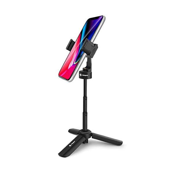 RetinaPix Fotopro SY-360 Mini Tripod Lightweight Travel Pocket Table Tripod for Camera and Smartphone