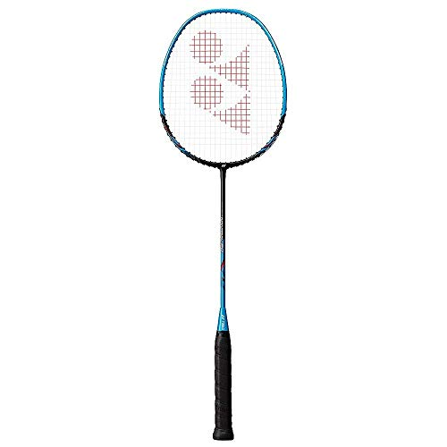 Yonex NANORAY Series Badminton Racket with a Half-length Cover (Nanoray 20 (Blue)) by Yonex (Image #1)