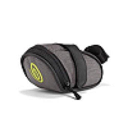 Bike Seat Bag Gunmetal - Bicycle Qbp